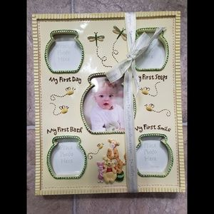 Baby's 1st Picture Frame